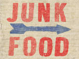 Arrow Design Kalkomania ścienna autor Junk Food