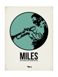 Miles 1 Prints by Aron Stein