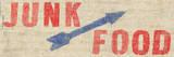 Arrow Design Autocollant mural par  Junk Food
