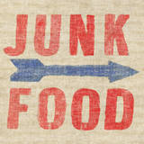 Arrow Design Autocollant mural par  Junk Food