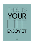 This Is Your Life Blue Prints by  NaxArt