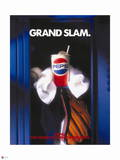 GRAND SLAM - Pepsi, The Choice of a New Generation Wall Decal