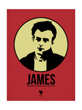 James 2 Prints by Aron Stein