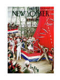 The New Yorker Cover - May 31, 1941 Regular Giclee Print by Constantin Alajalov