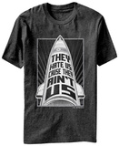 The Interview - Hate Us Rocket T-shirts