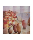 Symphonie des Jarres Photographic Print by Frank Godille