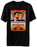 The Interview - Poster T-shirts