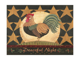 Peaceful Night Posters by Jo Moulton