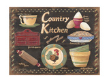 Country Kitchen Art by Jo Moulton