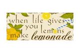 Lemonad Poster av Anna Quach