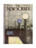 The New Yorker Cover - March 21, 1964 Regular Giclee Print by Andre Francois