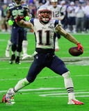 Julian Edelman Touchdown New England Patriots Super Bowl XLIX Photo
