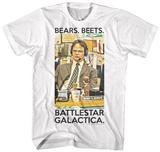 The Office - Dwight Battlestar Galactica Tshirt