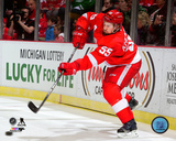 Niklas Kronwall 2014-15 Action Photo