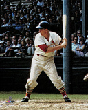 Red Schoendienst Action Photo