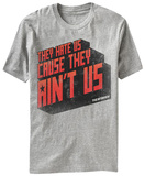The Interview - Hate Us 3D T-Shirts