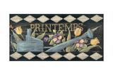 Printemps Prints by Jo Moulton