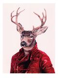 Hjorte Poster af Animal Crew