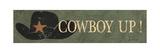 Cowboy Up Prints by Jo Moulton