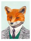 Fox Plakat autor Animal Crew