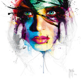 Coralie I Prints by Patrice Murciano
