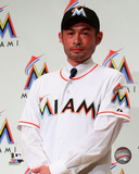 Ichiro Suzuki 2015 Press Conference Photo