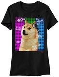 Womans: Doge - So Much DJ Vêtements