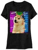Womens: Doge - So Much DJ T-shirts