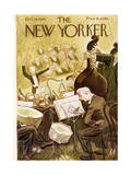 The New Yorker Cover - October 13, 1945 Regular Giclee Print by Julian de Miskey