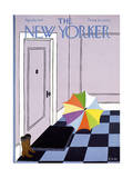 The New Yorker Cover - April 8, 1972 Giclee Print by Charles E. Martin