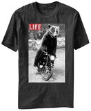 Life Magazine - Bearcycle T-skjorter