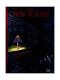 The New Yorker Cover - September 23, 1950 Premium Giclee Print by Arthur Getz