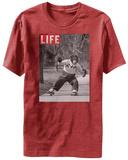 Life Magazine - Zip Skate Shirt