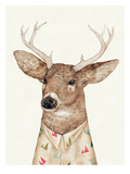 White-Tailed Deer Art by  Animal Crew