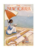The New Yorker Cover - August 5, 1944 Regular Giclee Print by Barbara Shermund