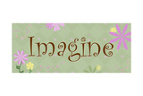 Imagine Prints by Anna Quach