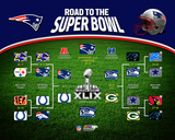 Road to the Super Bowl XLIX Photo