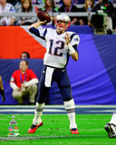 Tom Brady New England Patriots Super Bowl XLIX Photo