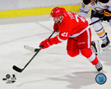 Tomas Tatar 2014-15 Action Photo