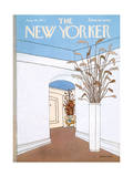 The New Yorker Cover - August 19, 1974 Premium Giclee Print by Gretchen Dow Simpson