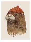 River Otter Kunst von  Animal Crew