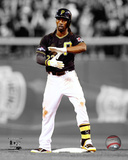 Andrew McCutchen Game 3 of the 2013 NLDS Spotlight Action Photo