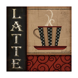 Latte Posters by Jennifer Pugh