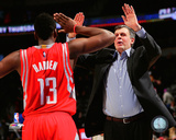 James Harden & Kevin McHale 2014 Photo