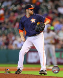 Collin McHugh 2014 Action Photo