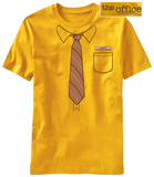 The Office - Dwight Schrute Work Shirt Costume Tee Vêtements