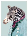 Zebra Plakater af Animal Crew