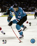 Tomas Hertl 2014-15 Action Photo