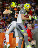 Jordy Nelson & Clay Matthews 2015 NFL Pro Bowl Photo