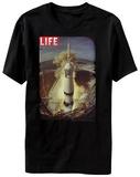 Life Magazine - Lift Off Koszulki